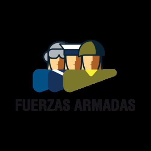 Logo Fuerzas Armadas