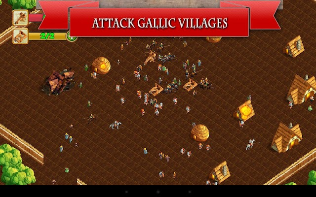 CAESAR EMPIRE WAR - screenshot