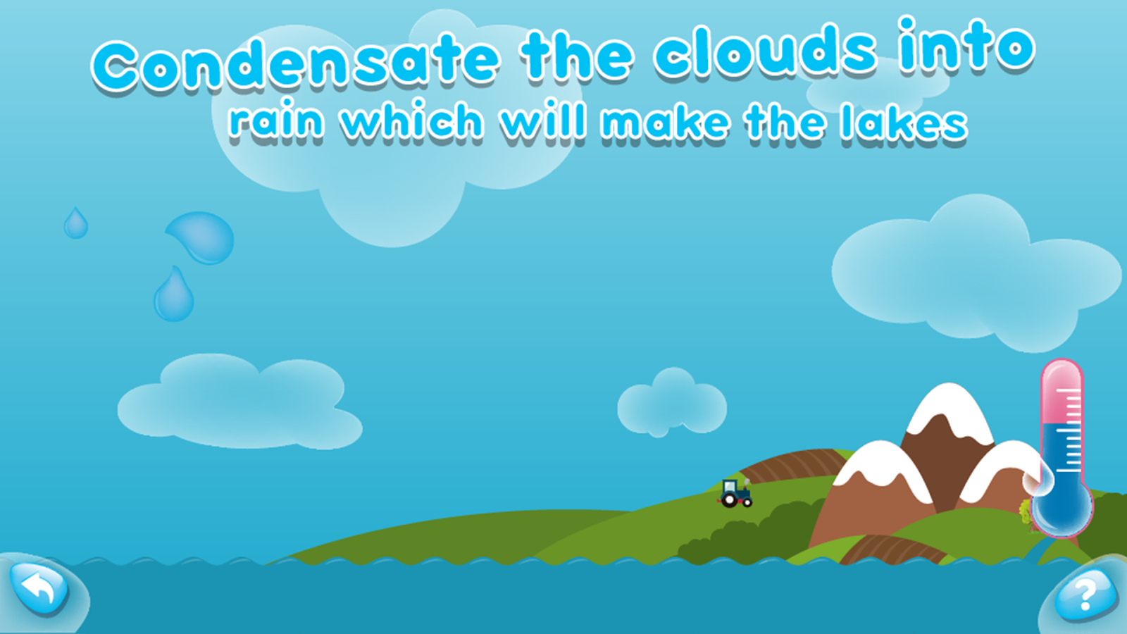 TABI The Water Cycle- screenshot