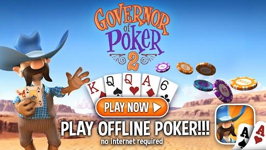 Governor of Poker 2 – OFFLINE POKER GAME 1