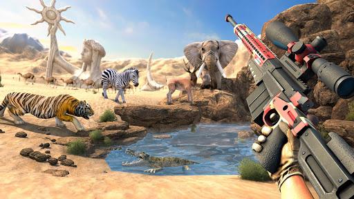 Wild Animal Hunting 2020: Hunting Games Offline android2mod screenshots 1