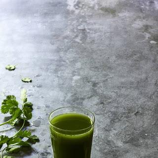 Cucumber Cool Green Juice.