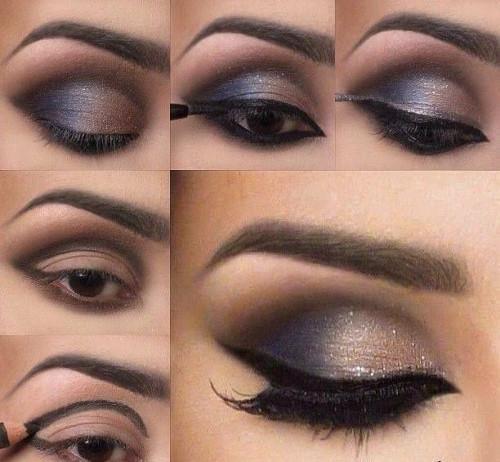 10000+ Eye Makeup Step By Step HD (Offline) 1.1 screenshots 9