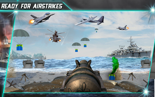 Call of Beach Defense: FPS Free Fun 3D Games apktram screenshots 11