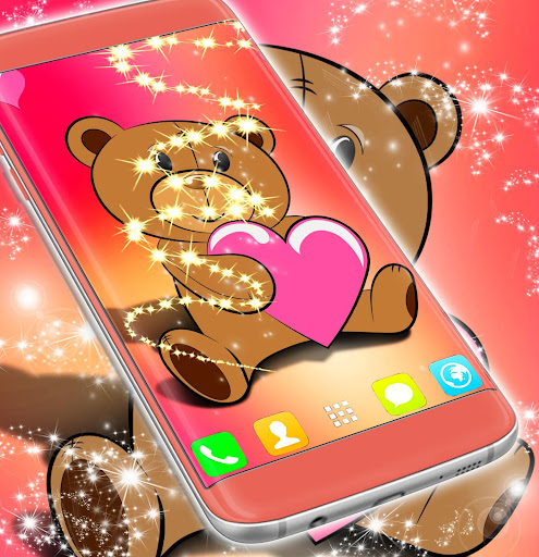 Teddy Bear Live Wallpaper App Apk Free Download For Android Pc Windows