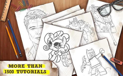Drawing Ideas Now You Can Draw - screenshot thumbnail