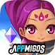 Sky Girls: Flying Runner Game - Androidアプリ