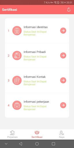 UangSkr screenshot 4
