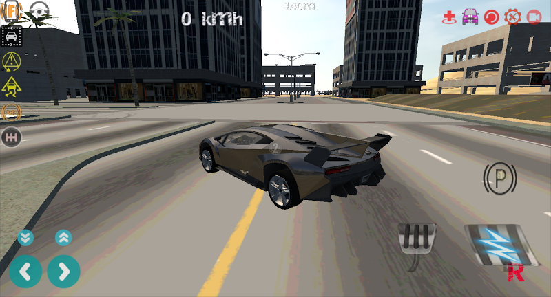 Скриншот Stunt Car Simulator 3D