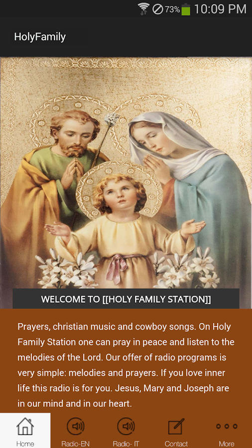 Holy Family Station- screenshot