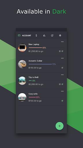 Thriv - Savings Goal screenshot 2