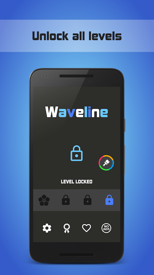Waveline- screenshot