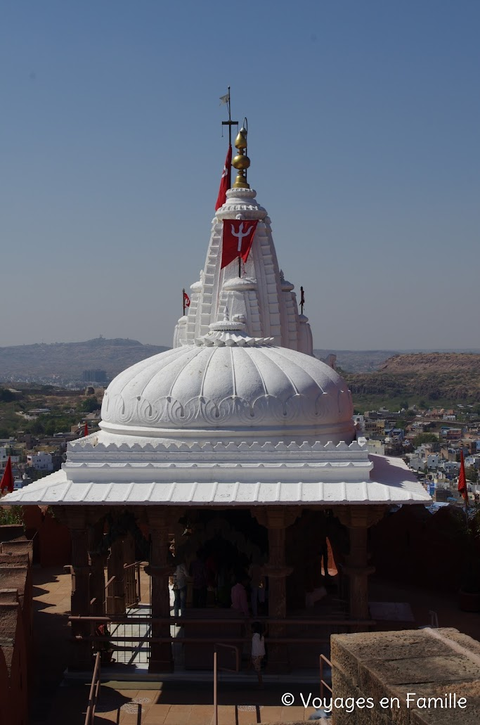 Temple Mehrangarh
