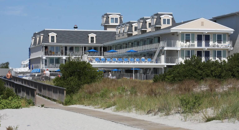 Fleur De Lis Beach Motel
