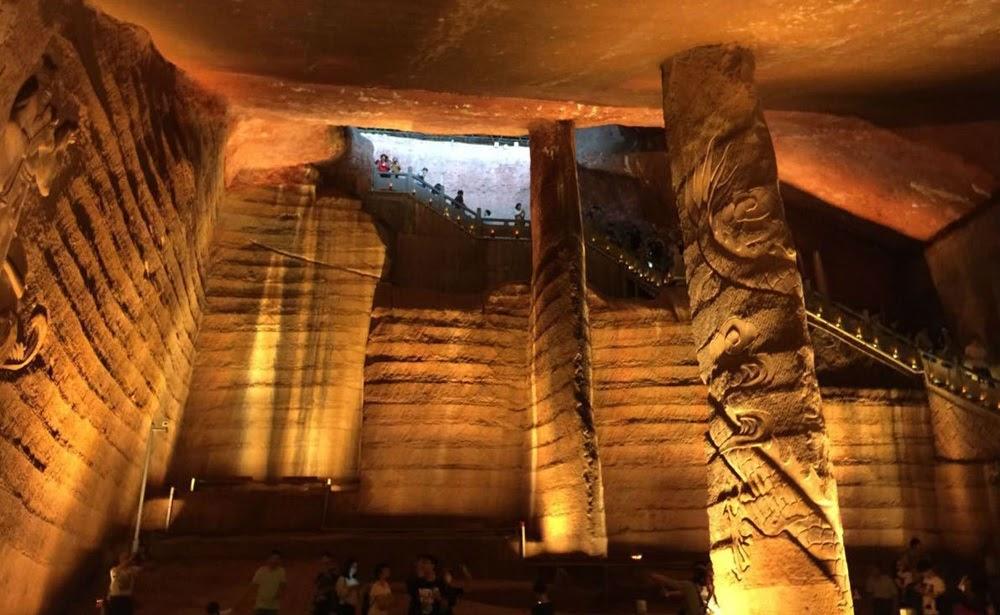 O mistério das cavernas de Longyou