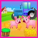 My Animal Farm House Story icon