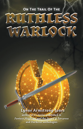 On the Trail of the Ruthless Warlock cover