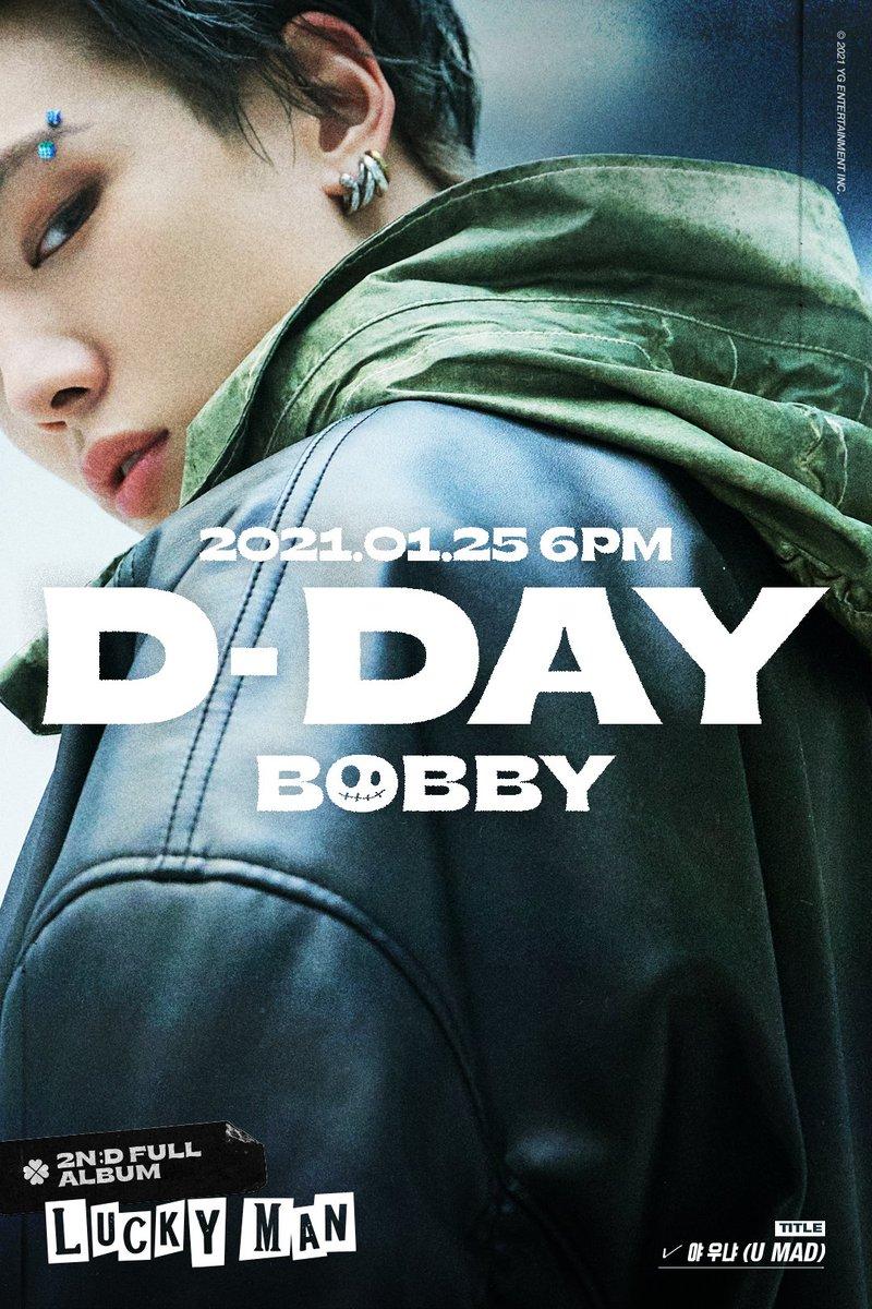 bobby d day