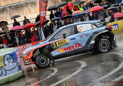 Rallye de Finlande : Tanak en tête
