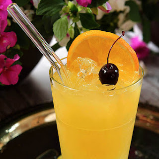 The Preakness 'Black-Eyed Susan' Cocktail