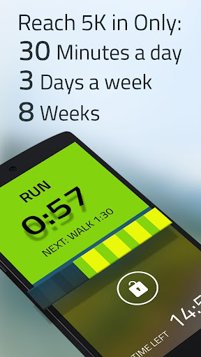 5K Runner: 0 to 5K in 8 Weeks. Couch potato to 5K hack tool