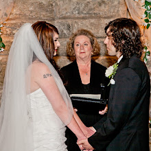 Photo: Wedding Ceremony Officiant Minister - Tablerock Lodge Table Rock Park - Pickens, SC - http://WeddingWoman.net