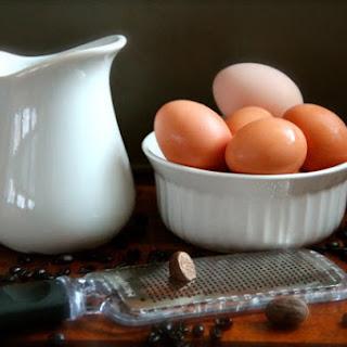 Eggnog Coffee Creamer