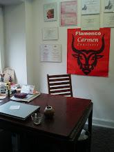 Photo: biuro studia i teatru pokój 27