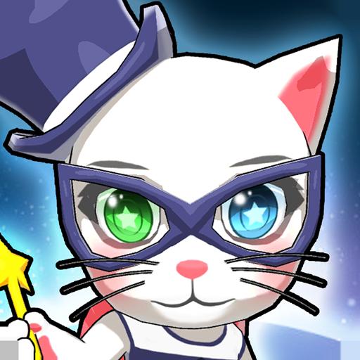 KittyRunAdventure : 3D Action run game