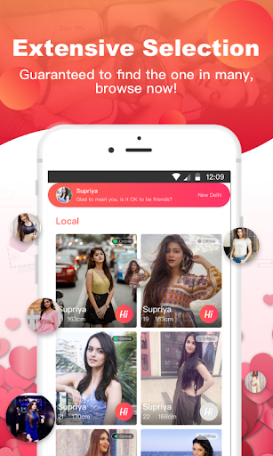 OKmeet - Chat and Date Local Singles & Real Dating 1.0.73 screenshots 4