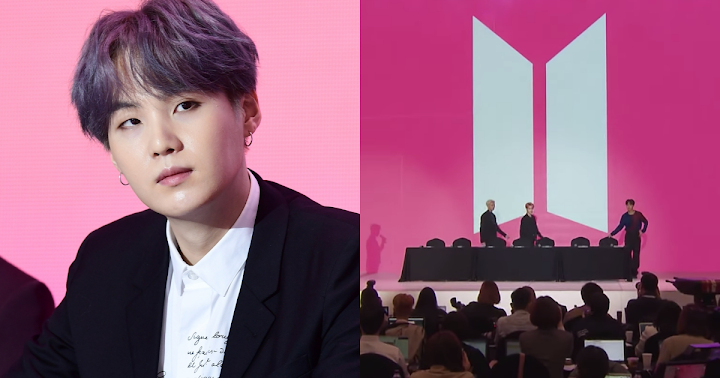 Reporter Asked BTS An Inappropriate Question And Suga Handled It In