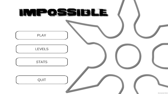 Impossible The Game - náhled