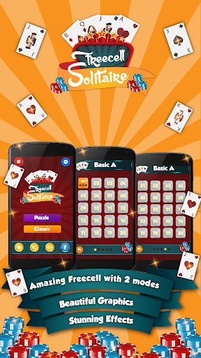 instructions on how to play freecell solitaire