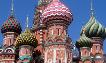 Photo: St Basil's Cathedral, Moscow