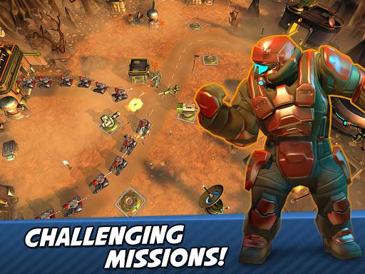 Tower Defense Generals TD  screenshots 4