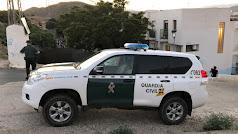 Dispositivo de seguridad en la barriada de Gádor tras el tiroteo