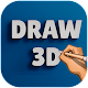 Download How to draw 3D Drawing step by step easy For PC Windows and Mac