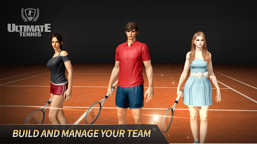 Ultimate Tennis: 3D online sports game 3.9.4173 screenshots 2