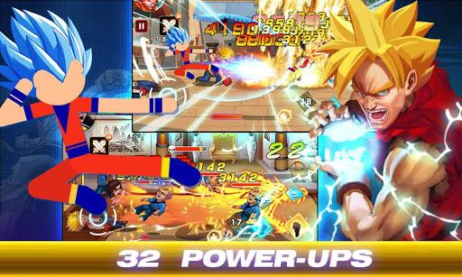 Poing de brutal: arcade hors ligne  captures d'écran 2