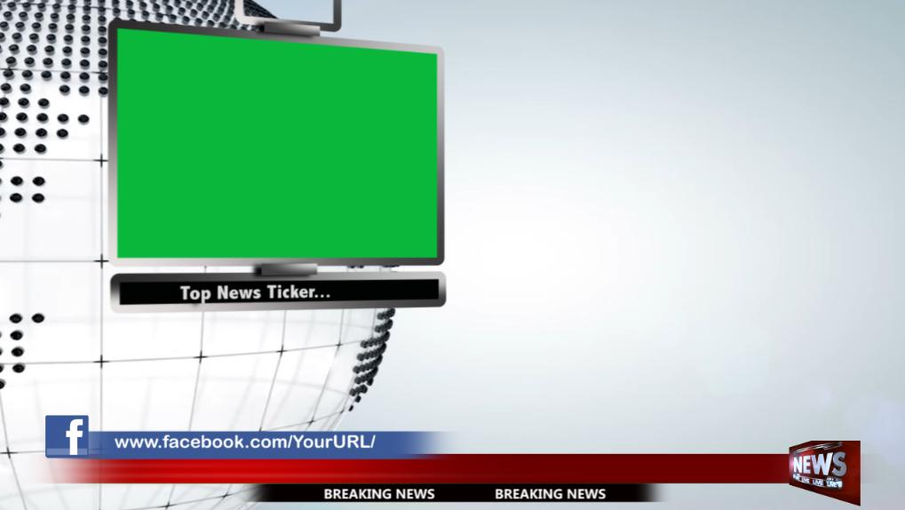 White Newsroom Globe
