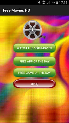 Free Movies HD: 5000
