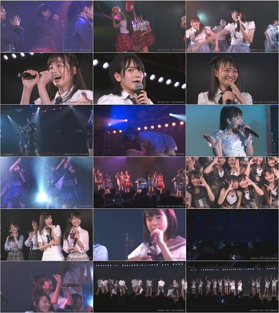 (LIVE)(720p) AKB48 16期研究生 「レッツゴー研究生!」公演 播磨七海 生誕祭 Live 720p 170913
