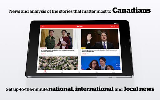 CBC News Apk apps 10