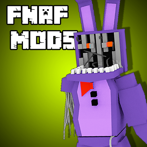 FNAF 1 2 3 4 5 6 Mods for MCPE file APK for Gaming PC/PS3/PS4 Smart TV