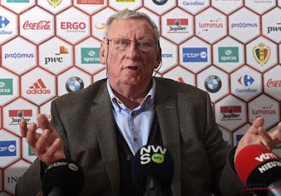 Le président de l'Union Belge Gérard Linard dit que le départ de Roberto Martinez ne le dérangerait pas, mais à une condition !