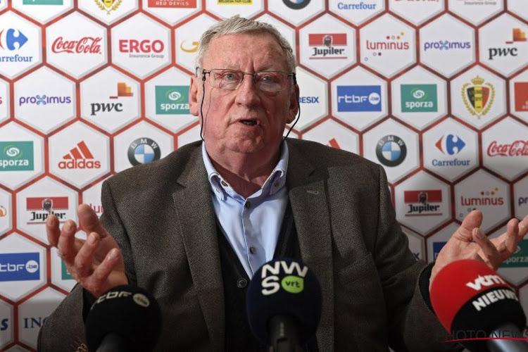 Le président de l'Union Belge de football se verrait bien en finale contre cet adversaire
