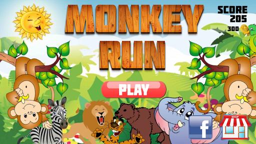 Run Jungle Monkey