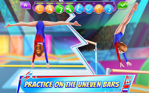 Gymnastics Superstar - Spin your way to gold! screenshots 12