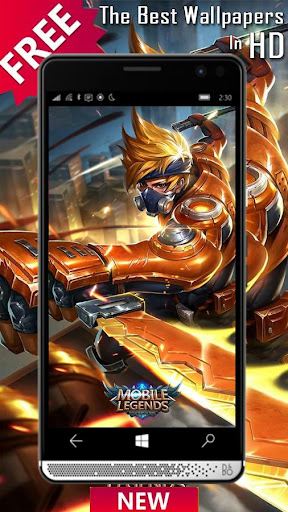 ... Free Hero Mobile Legends Wallpaper HD Screenshot 5 ...