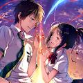 Kimi no Nawa (Your Name) Fan Art download
